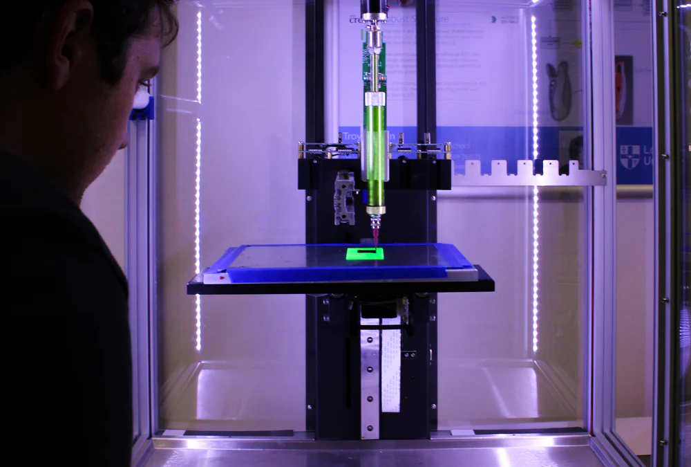What does the future hold for 3D scanning and printing?