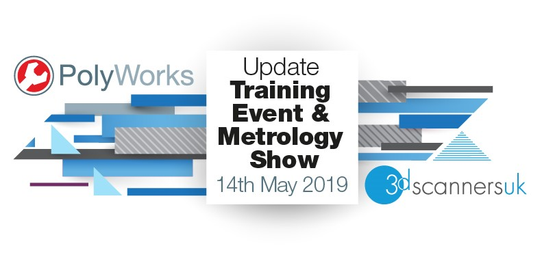 Come see us at the Polyworks update training event 14th May !