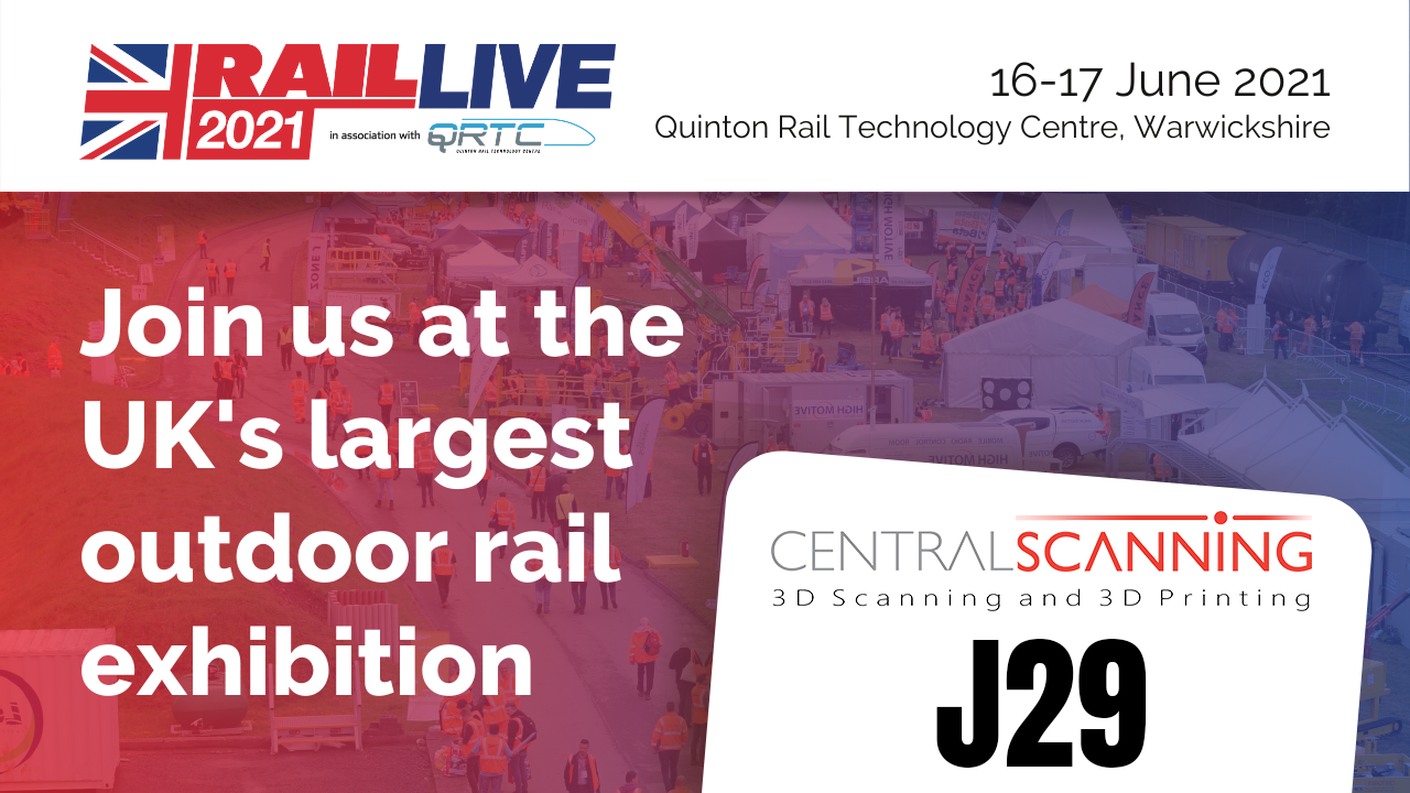 central scanning at live rail